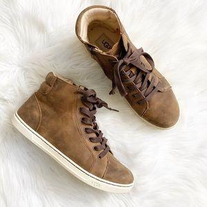 UGG Gradie High Top Sneaker